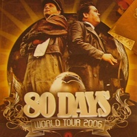 Around The World In 80 Days (By DJ Cor Fijneman & Mark Norman) (CD 1)