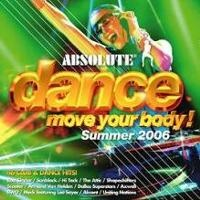 Absolute Dance - Move Your Body! Summer (CD 1)