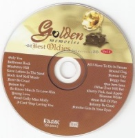 Golden Memories Best Oldies Selections Vol 1
