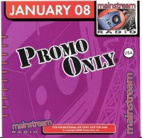 Promo Only Mainstream Radio January